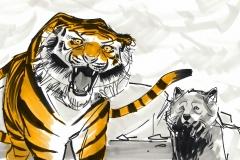 Jonathan_Gesinski_The-Jungle-Book_Akela_dies_Storyboards_0003