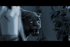 Jonathan_Gesinski_The-Jungle-Book_four_legs_Baloo_framed_Storyboards_0001