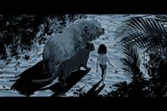Jonathan_Gesinski_The-Jungle-Book_four_legs_Baloo_framed_Storyboards_0002