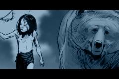 Jonathan_Gesinski_The-Jungle-Book_four_legs_Baloo_framed_Storyboards_0014