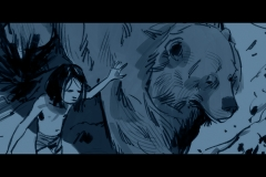 Jonathan_Gesinski_The-Jungle-Book_four_legs_Baloo_framed_Storyboards_0016
