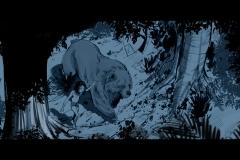 Jonathan_Gesinski_The-Jungle-Book_four_legs_Baloo_framed_Storyboards_0017