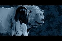Jonathan_Gesinski_The-Jungle-Book_four_legs_Baloo_framed_Storyboards_0019